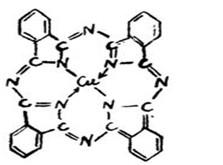 Cyanine phthalocyanine blue 15.1