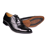 Мужские оксфорды Black leather dress Europe Shoes hot sell Oxford shoes for men/boys WEDDING EMS/DHL SHIPPING - discount 50% OFF -NO.9908