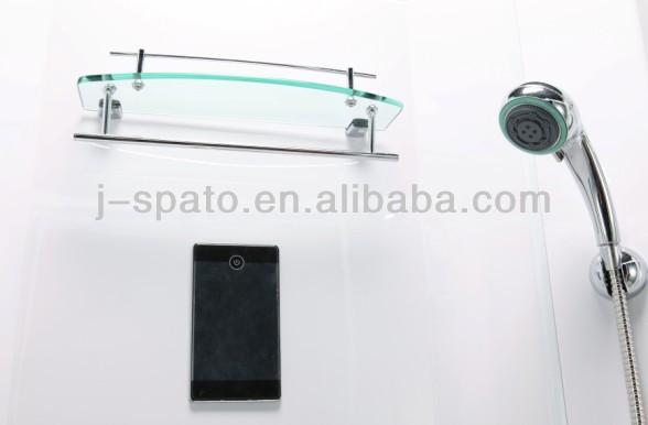 ABS Plastic Glass Door Shower Room Made in Hangzhou Zhejiang China JS-855