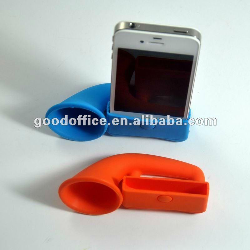 newest!! silicone loudspeaker silicone megaphone