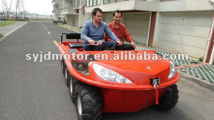 Jiangdong 8x8 Amphibious Vehicle