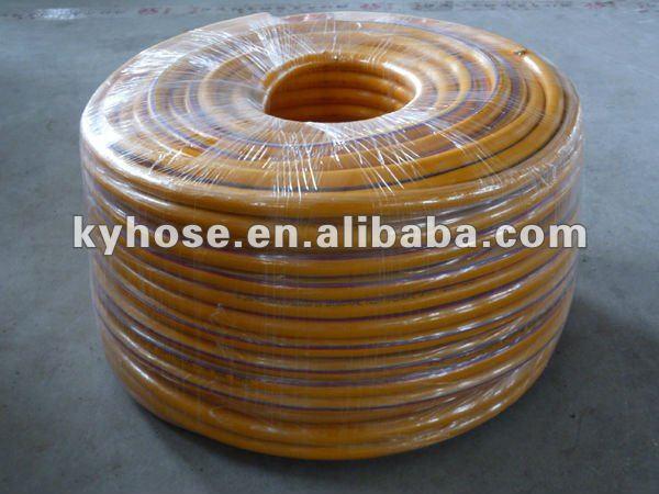 pvc braided gas hose