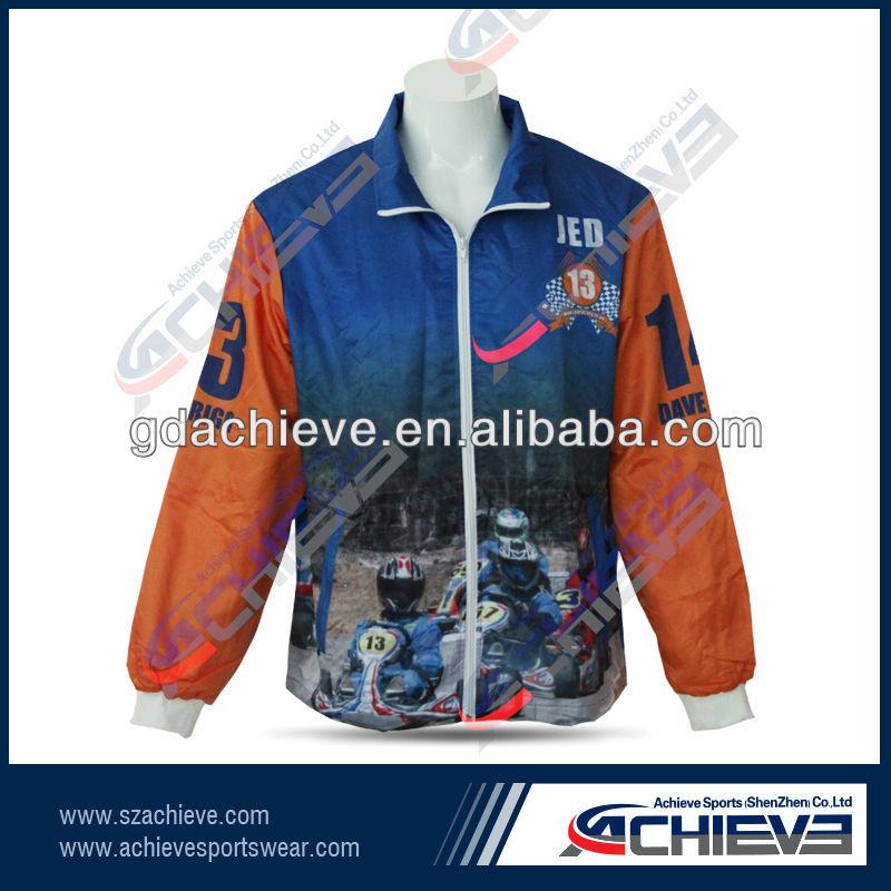 Professional custom sportswear tracksuits for men