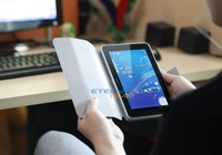Чехол для планшета 7inch Cheese Smart Leather Case for Ainol Fire Tablet PC High Quality