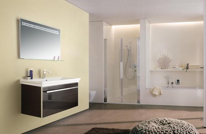Bathroom Smart Mirror With Led Light Buy Bathroom Smart