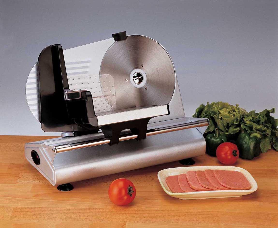 Устройство для нарезки колбасы и сыра в домашних условиях из