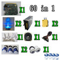image for 1 Kit Of Single Coin Single Player PC/ PS 3 Joystick Controller, USB T