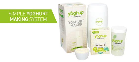 Yoghup - Yoghurt Making System