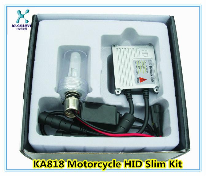12V/35W DC moto HID slim ballast electronic ballast HID KIT H6 bulb