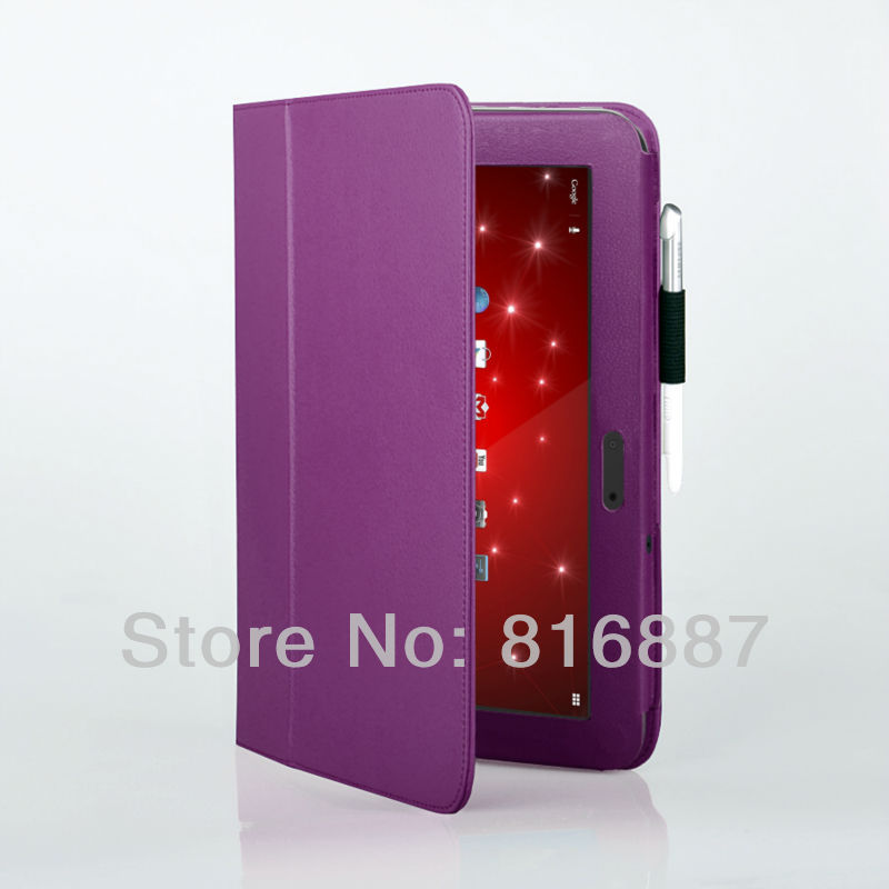 Toshiba Excite 10 AT305 stand case Purple (02)
