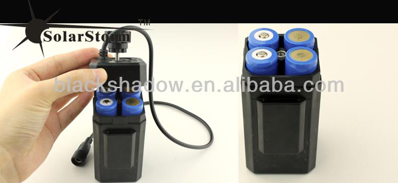 Waterproof Battery Pack Battery Pack Waterproof