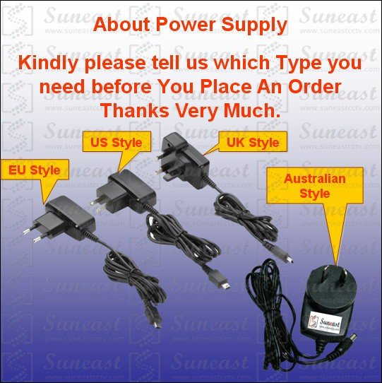 POWER Supply Choice