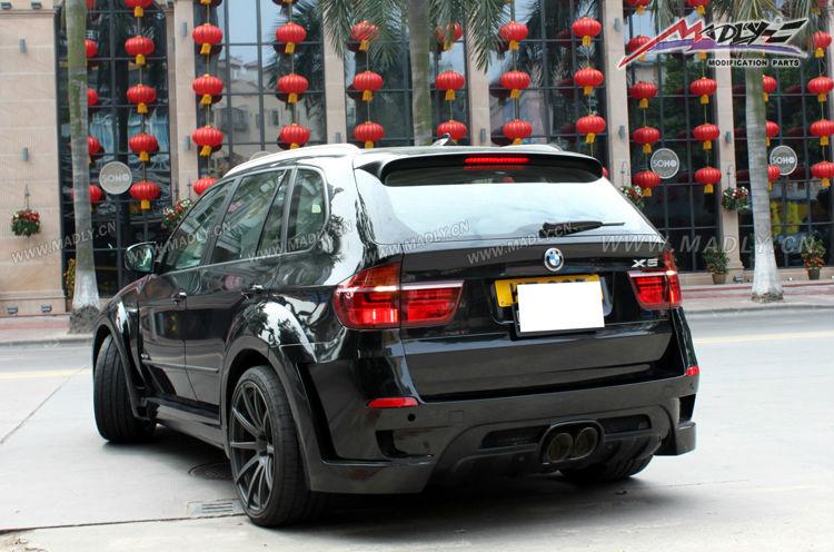 Тюнинг BMW X5 E70, обвесы BMW X5 E70