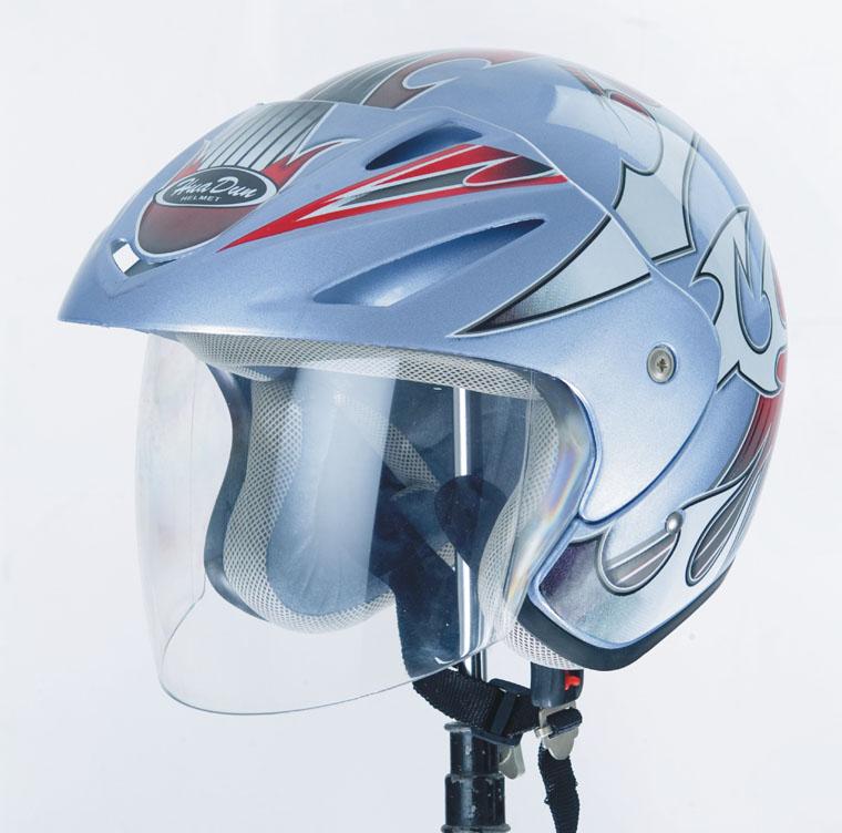 HD-50W HuaDun open face helmet with dot certificate