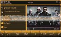 Автомобильный компьютер Saddle 8 TOYOTA CAMRY DVD/gps TV Wifi 3G 1080P MP5 RDS iPod Bluetooth WinCE 6.0. TOYOTA CAMRY