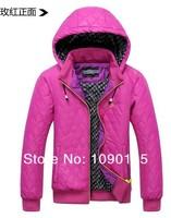 Женские пуховики, Куртки Free shipping 111