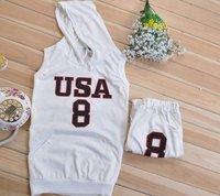 Женские толстовки и Кофты Woman Fashion Sexy summer sport suit/ladies sport clothes/ Tracksuit/Retail