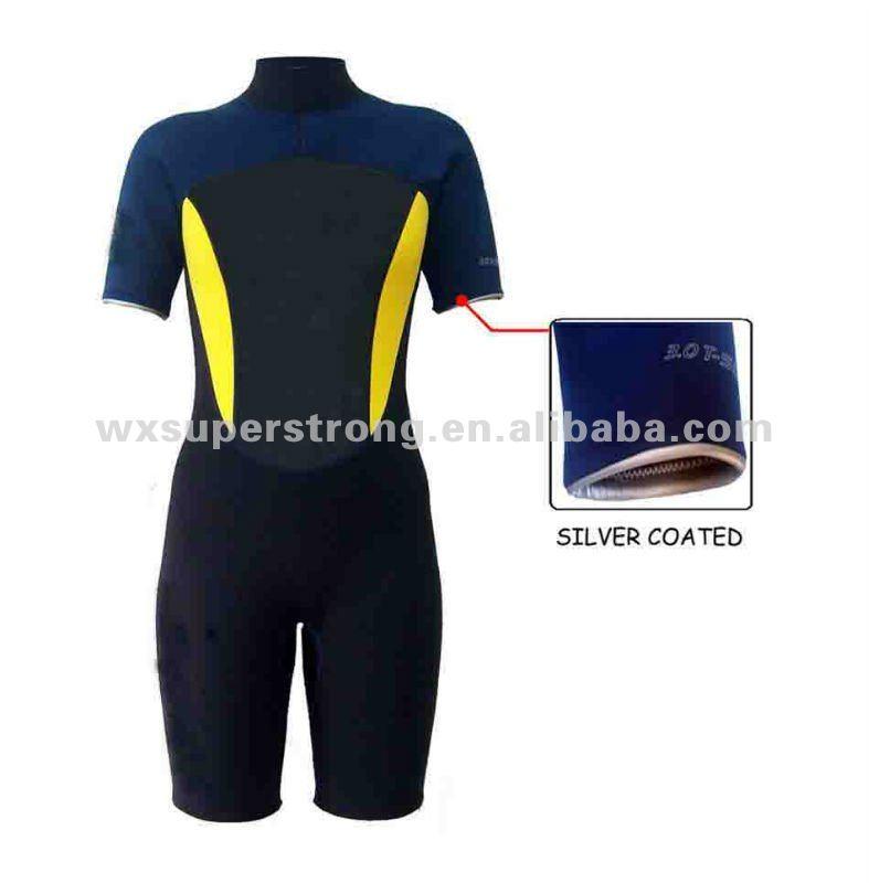 2015 Hot Selling Men's Short Neoprene Wetsuits