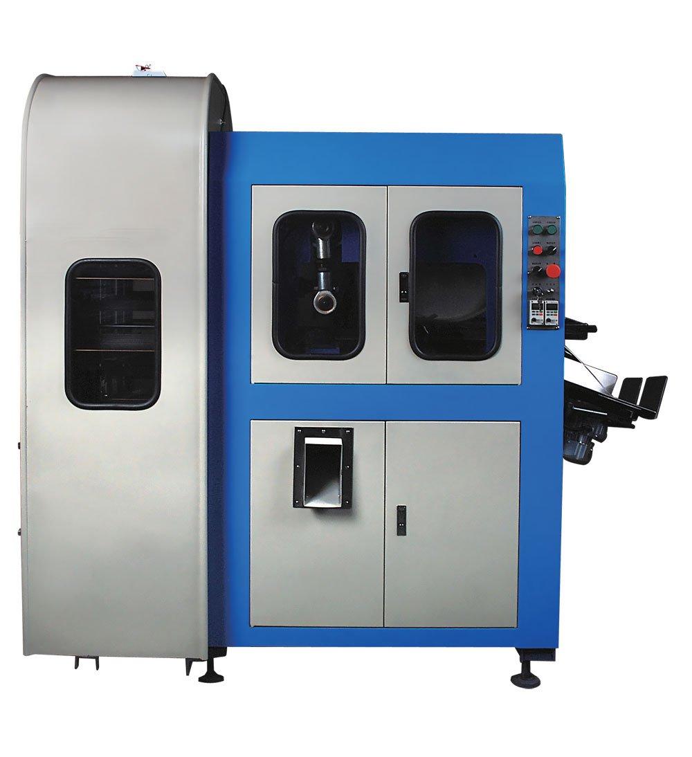 automatic spiral punching machine