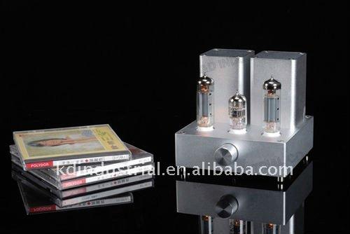 (miniwatt N3)HIFI אודיו EL84+12AX7B שחור קטן APPJ שפופרת מגבר
