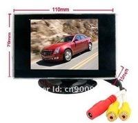 Система помощи при парковке Vehicle Reverse Camera Monitor Kit with Mini Camera of 170 degree and 3.5inch monitor