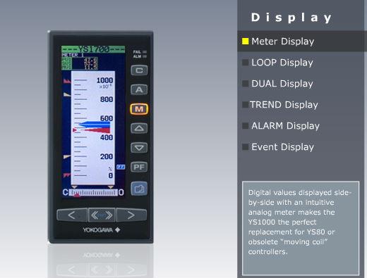 yokogawa Single-loop Controllers YS1000