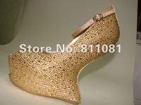 Женские сандалии 2012 fanshion sandals  platform pumps
