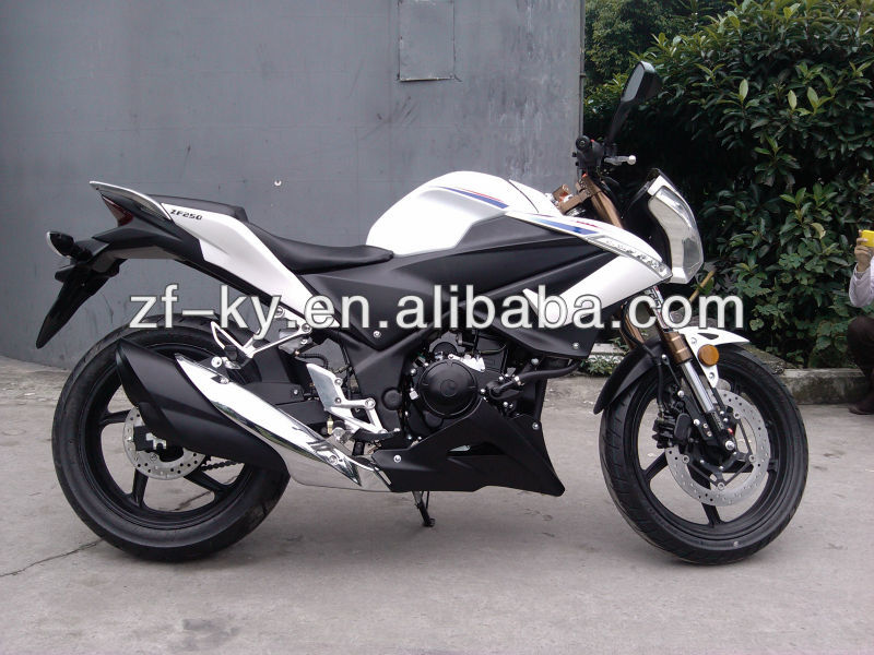 electric fuel injection China Chonging 250cc motorcycle, sports racing motor bike