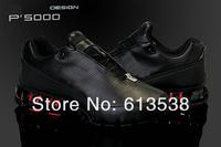 Мужская обувь для бега Running Shoes P'5000 IV : 40/46 SPORT Натуральная кожа Шнуровка