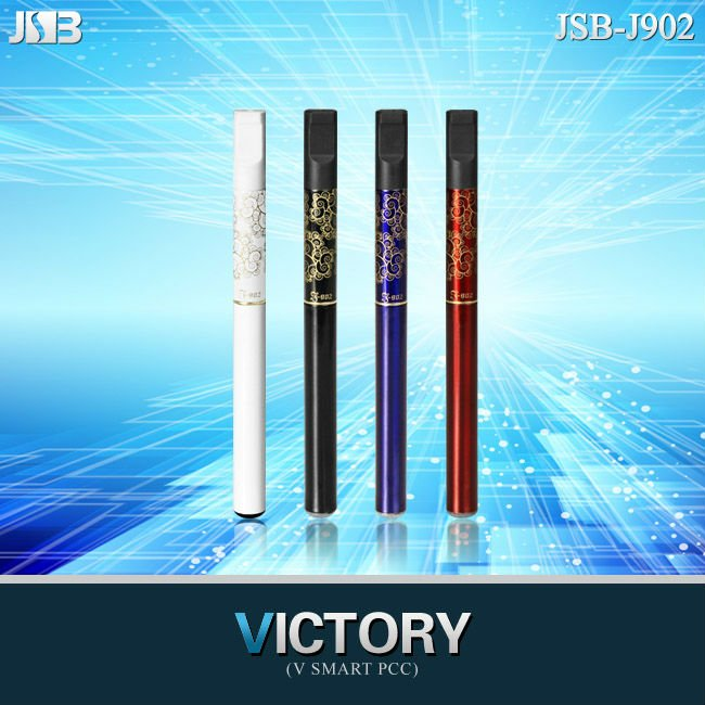 J902V mini e cig make your smoke colorful