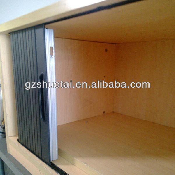 Kitchen Cabinet Roller Shutter Roller Shutter For Cupboard Door