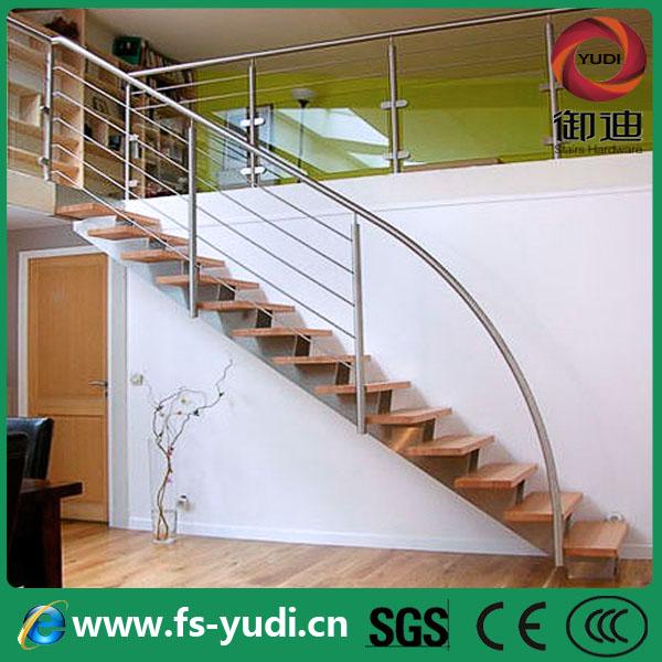 Canada Indoor Straight Steel Wood Prefabricated Stairs Buy Straight Steel S