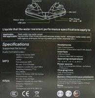 New W252 Headset Sport Mp3 Player 4GB Fashion Headphone MP3 Player &Free Shipping