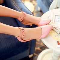 Туфли на высоком каблуке 34/43 D547