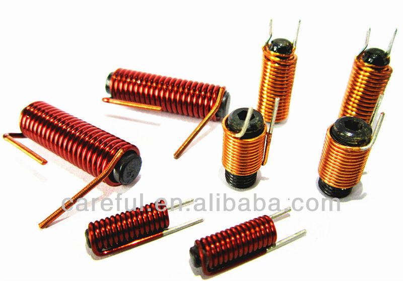 Doux noyau de ferrite canne touffer inductance bobine d for Poisson coil