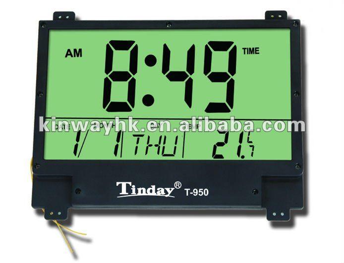 Wall Clock/calendar clock/lcd clock