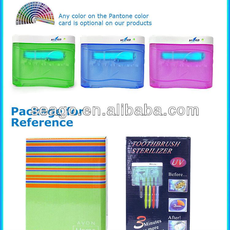 SG101 Dentalcare Wall Mounted UV Toothbrush sanitizer
