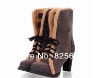Женские ботинки CBAY 34/43 ,