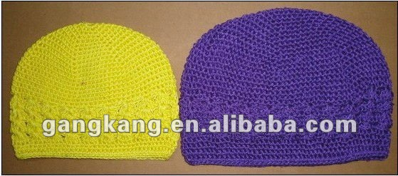 2012 New Pushout Soft&Cute Kufi Hats For Babies