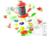 Classic nostalgic bed the bell ZhuanLing turn a clockwork bells turn simple childhood