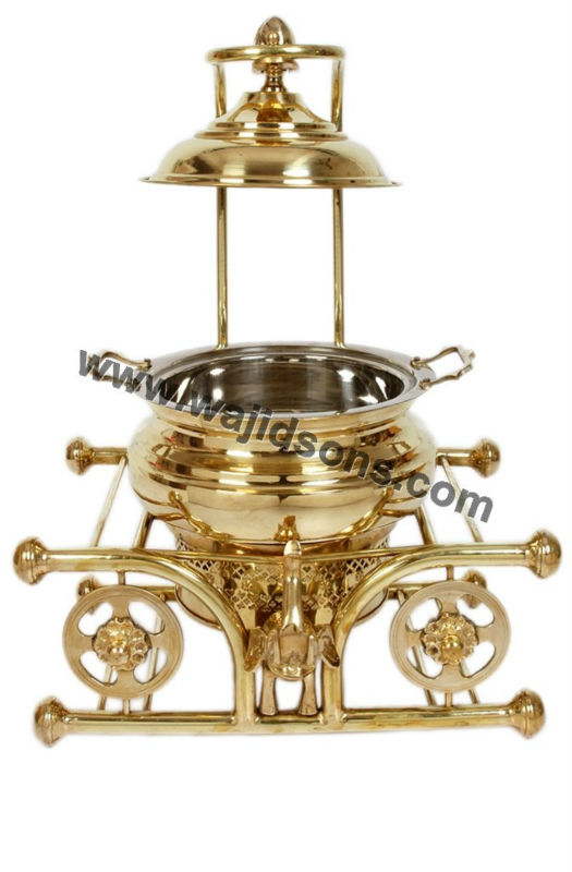 Copper Round Solid Newest Chafing Dish For Sale