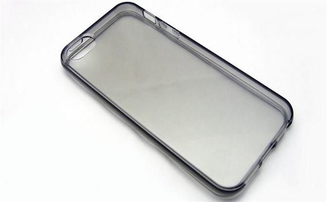 Retro transparent color phone case for iphone5 2014
