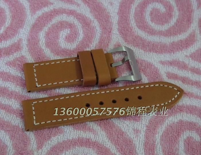 26 мм ширина с толщиной мелкой коричневый кожаный ремень 2016 новая мода
