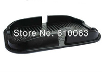 Коврик для приборной панели авто 2Pcs/lot Multi-functional Rubber Mobile Phone Shelf car Anti Slip pad antiskid mat For MP3/ IPhone/ Cell Phone Holder 2013 new
