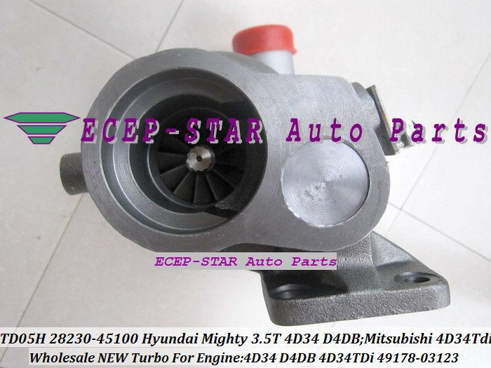 Buy new td05h td05h 14g 49178 03123 28230 Escrow motors