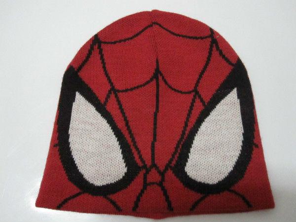 Gorros tejidos del hombre araña - Imagui