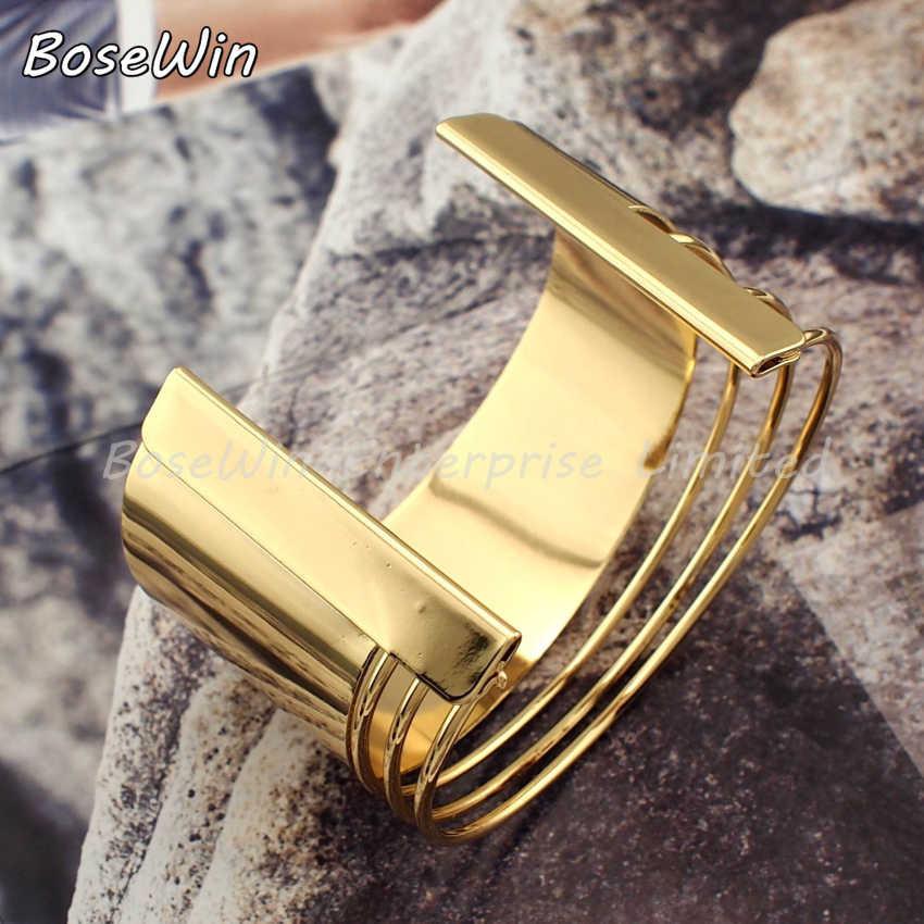 уникальный дизайн одежды Ювелирные изделия мода сплава открыл изящные манжеты браслеты браслеты для женщин платье очарование ювелирные bl139
