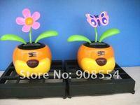 Детская игрушка с питанием от солнечной батареи solar novelty cartoon toy 30pcs per lot via EMS