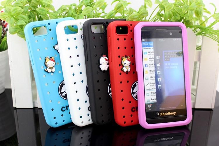 Чехол для для мобильных телефонов crocs Blackberry Z10 Hello Kitty For Blackberry Z10