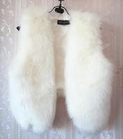 cheapnium винтажные женские элегантные модные знаменитости из искусственного меха жилет жилет пальто топы сохранить до 50